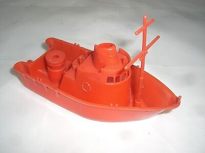 xL68/ Lehmann Boot Schiff ANNA 933 Luftballon Luftballon Antrieb Origina von1955