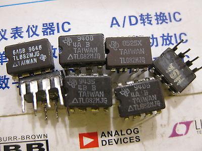 1x Tl082mjg Jfet-input Operational Amplifiers Tl082