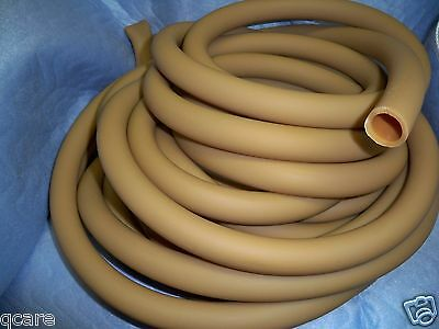 6 Feet 34 I.d X 18 W X 1 Od Latex Natural Tubing Heavy Duty Surgical Rubber