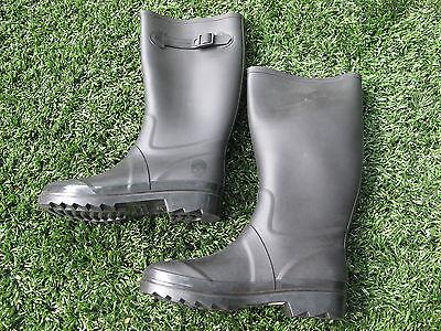 Marc Jacobs Rain Boots AUTHENTIC Hunter Mark Heel Shoes Flats Wedges Heels (Hunter Boots Flats)
