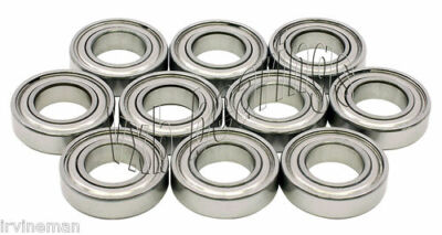 """5/8"""" inch Bearing R10Z 0.625"""" ID Bore/Ball/Lot/Pack 10"""