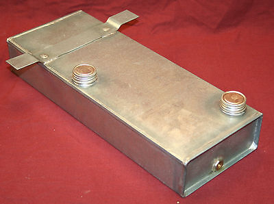 1.5hp Z Steel Base Fairbanks Gas Engine Motor Hit Miss Throttle Fuel Gas Tank