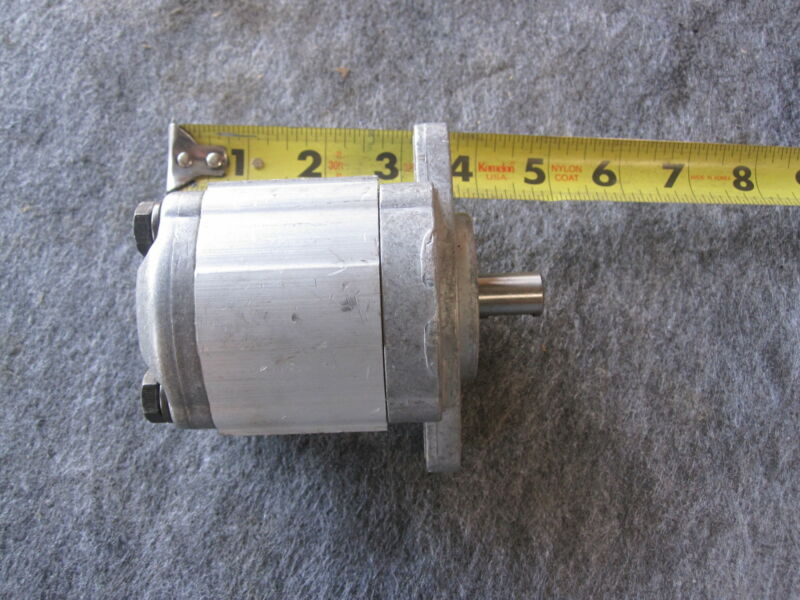 Parker Gear Pump PZG1AL013X New
