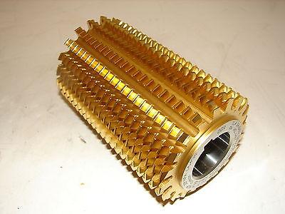 Gleason Gh-6493id-43555-009-5-06 Gear Hob Cutter Cylindrical Cutting Tool Nnb