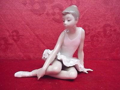 schöne  Porzellan-Figur__Ballerina__!