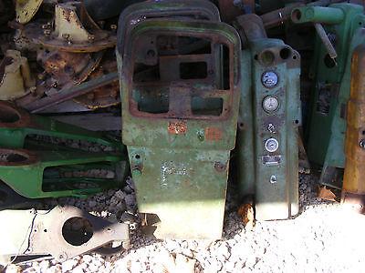 John Deere 430 Tractor Crawler Parts Dash Frame  Farmerjohnsparts