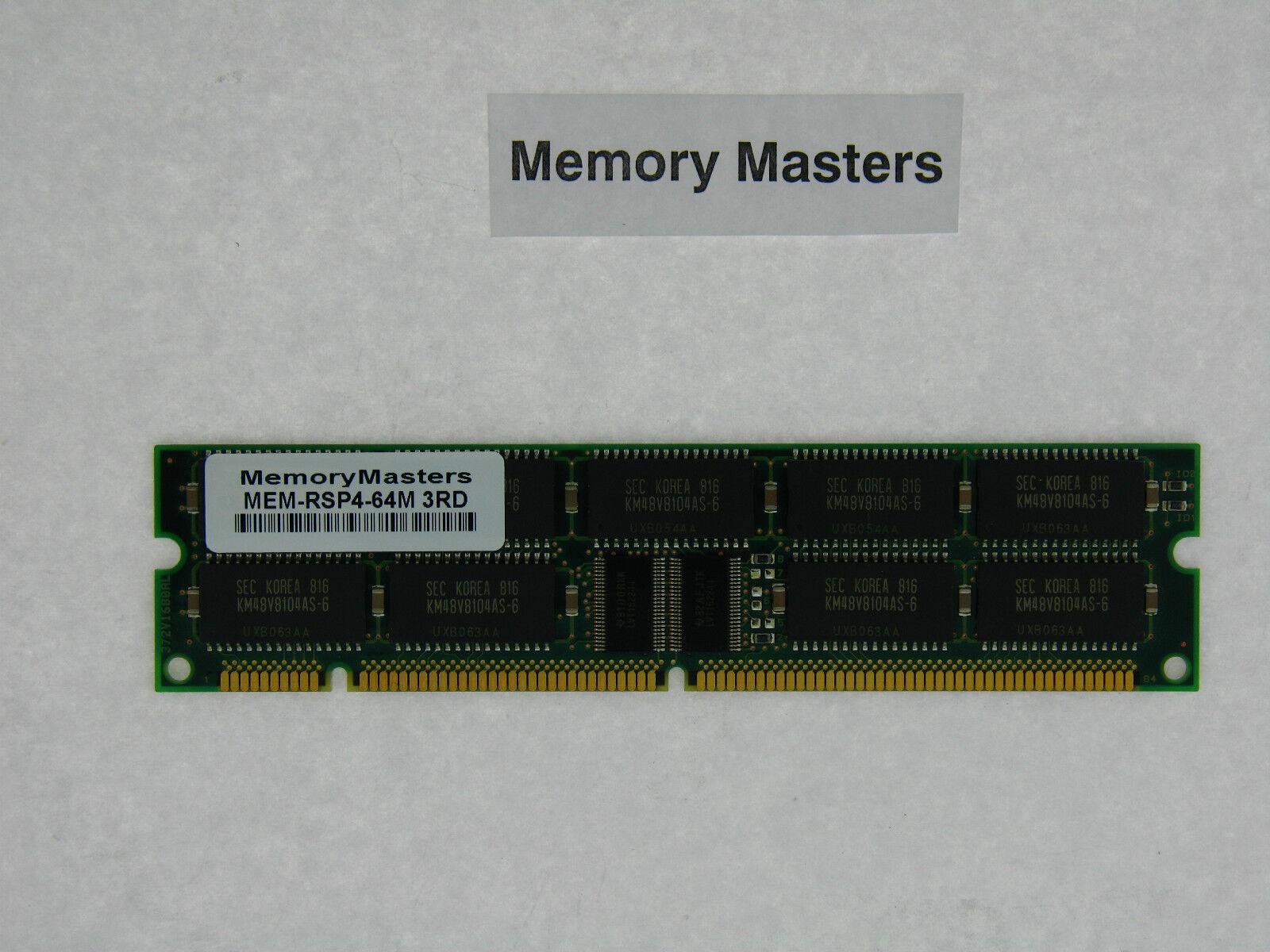 64MB 2x32MB Dram Memory 4 CISCO 2610 2621 2611 2620 New