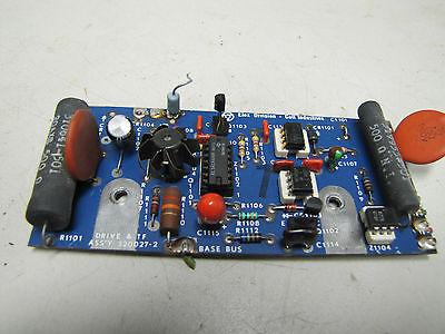 Elox Division Drive Tf Circuit Board Card 320027-2 3200272