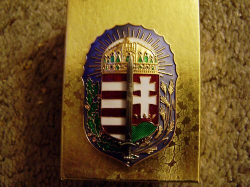 Austro Hungary Order Vitez Orden Army Service Battle War Merit Badge Medal Award