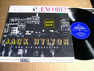 JACK HYLTON & HIS ORCHESTRA - JACK'S BACK - LP - ENCORE!