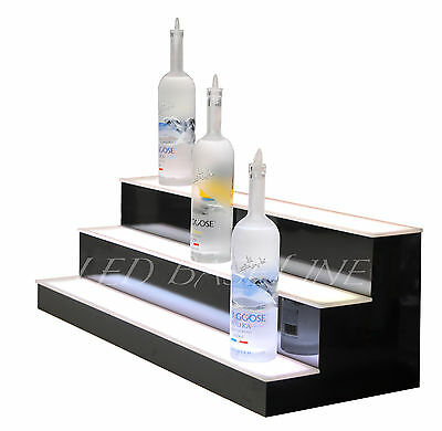 31 Led Lighted Bar Shelves Three Step Remote Color Changing Lights Home Bar