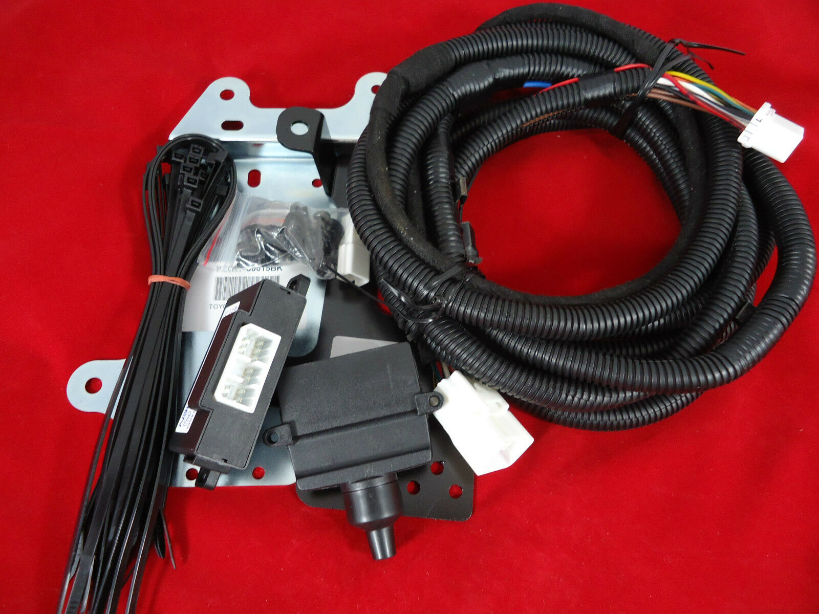 Details about TOYOTA LANDCRUISER 200 SERIES TOWBAR WIRING HARNESS 7 on sprinter wiring harness, mustang wiring harness, camaro wiring harness, wrangler wiring harness, nissan wiring harness, scout ii wiring harness, impala wiring harness, corvette wiring harness, land rover wiring harness,