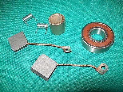 Delco 1100443 2 Brush Generator Kit Case 430 480 530 580 Bearing Bushing Springs