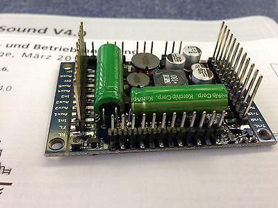 +++ ESU 54599 Loksound XL V4 Decoder 32Mbit m. Stiftleiste u. Wunschsound
