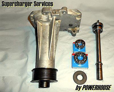 BMW Mini Cooper S 1.6 Supercharger Snout REBUILD SERVICE 2001 2002 2003 2004+