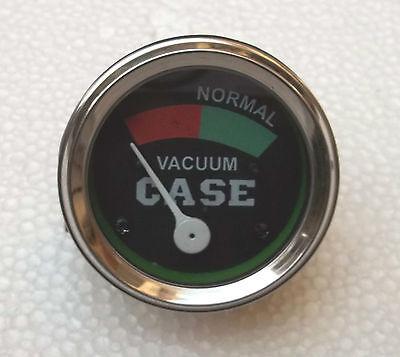 Fuel Vacuum Gauge Fits - Case Tractors 400500600700800900 - A8214