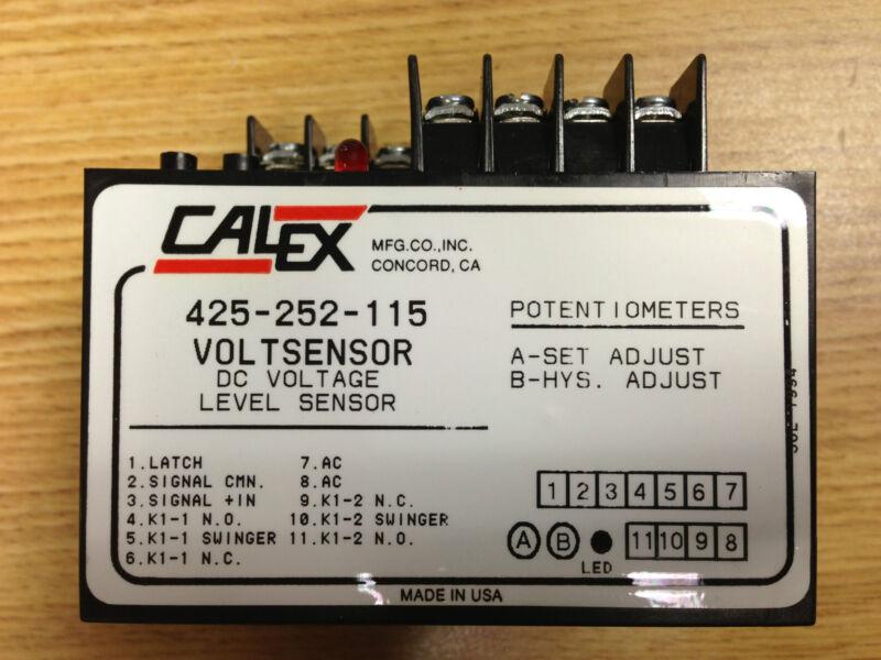 Calex Manufacturing Volt Sensor Model # 425-252-115