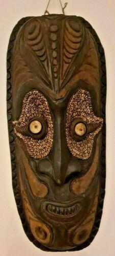 Tribal Ancestor Mask, Sepik River, Papua New Guinea