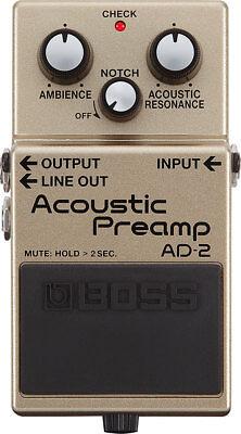 Boss AD-2 Acoustic Preamp - Akustik Preamp