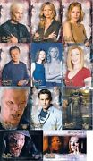 Buffy The Vampire Slayer Trading Cards