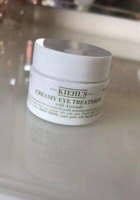 Kiehl's Creamy Eye Treatment with Avocado- Fresh Stock - sample pots