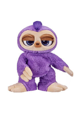 Zuru Pets Alive Fifi the Flossing Sloth Battery Powered Robotic Plush Toy