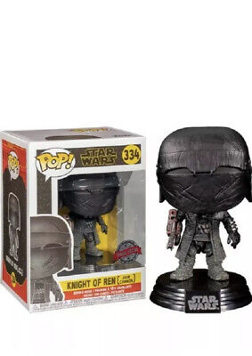 Funko Pop Vinyl Star Wars KNIGHT OF REN (ARM CANNON) Special Edition Figure #334