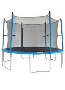 12 ft Trampoline with Enclosure - SOLD PPU