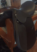 Stunning new leather saddle Regency Downs Lockyer Valley Preview