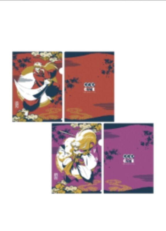 Inuyasha Cafe File Folder