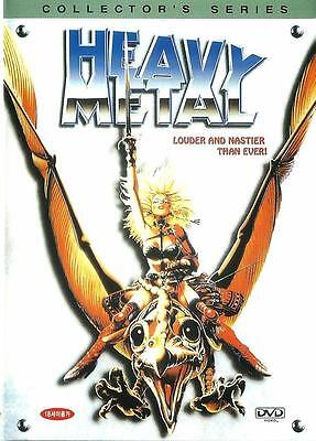 Heavy Metal (1981) Sealed DVD Harvey Atkin