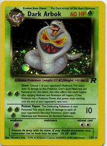 Team Rocket Pokemon Cards Ebay