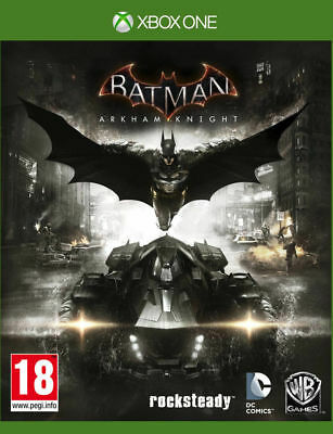 Batman Arkham Knight (Xbox One) Be the Batman for sale  Shipping to India