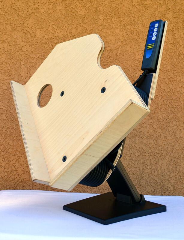 PAPER JOGGER MACHINE VIBRO OFFICE BIN TABLE CUTTING SHAKING ELECTRIC SHAKER