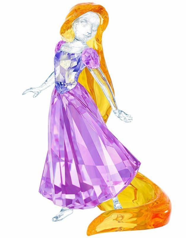 Authentic New in Box Swarovski Disney Rapunzel Limited Edition 2018 #5301564