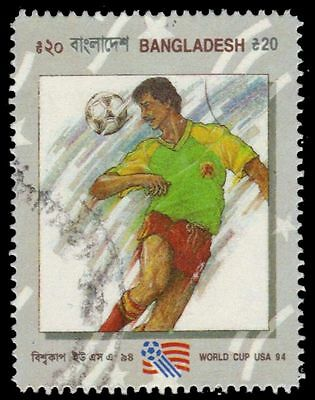 BANGLADESH 456b - USA '94 World Cup Football Championships (pa67933)