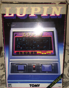 Tomy  Lupin hand held 80's retro game Paralowie Salisbury Area Preview