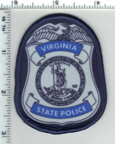 Virginia State Police Uniform Patch from the 1980
