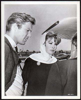 Richard Chamberlain & Barbara Rush DR. KILDARE 1965 Vintage Orig TV Photo 8x10