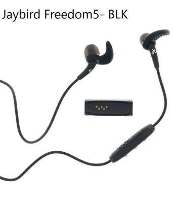 Jaybird FREEDOM 5 Wireless Sport In-Ear Headphones Black USED GOOD👌👌👌