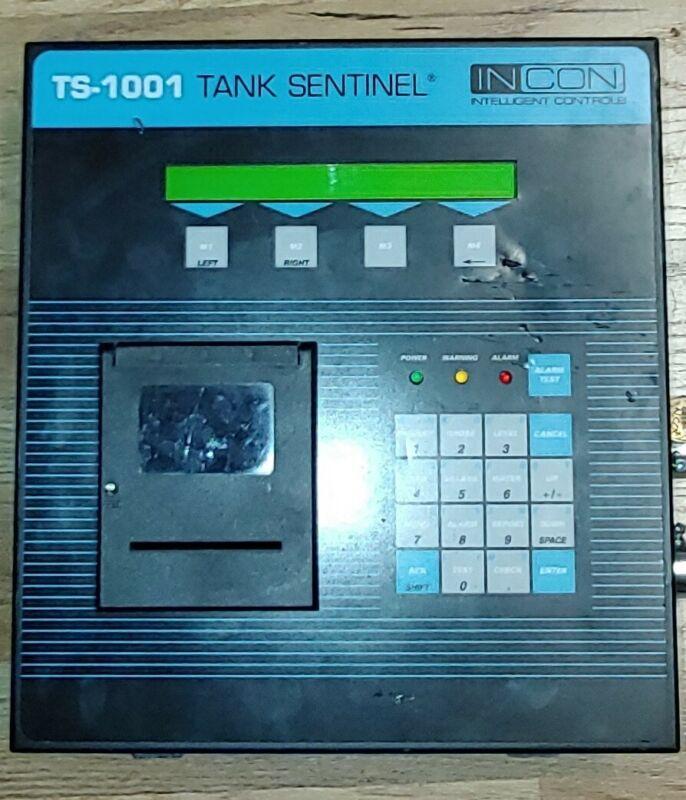 Incon TS1001 Tank Monitor