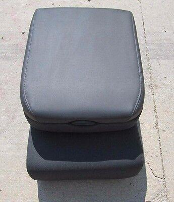 02-08 DODGE RAM PICKUP TRUCK 1500-3500 CENTER CONSOLE JUMP SEAT DUAL STORAGE