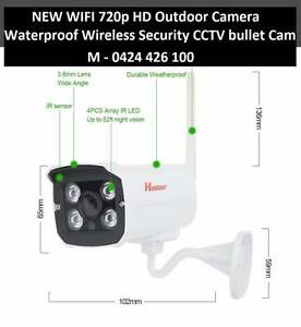 WIFI 720p HD Outdoor Waterproof Wireless Security CCTV bullet cam Noble Park Greater Dandenong Preview
