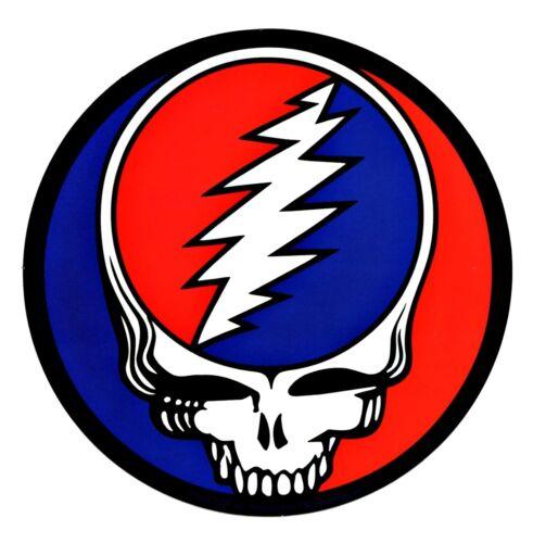 Grateful Dead SYF Sticker Decal Jerry Garcia Hippie Biker Rock n Roll