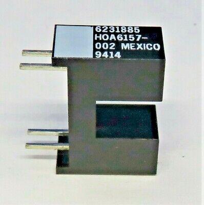 Honeywell Hoa6157-002 Optoschmitt Sensor Infrared Optical Switch 2-pc Lot