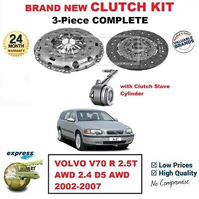 New Volvo V70 MK1 2.5 TDI Genuine Mintex Rear Handbrake Shoe Accessory Kit