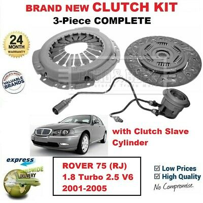 MG//Rover ZT//ZT-T//75 2.0 Diesel 99-05 3 Part Clutch Kit