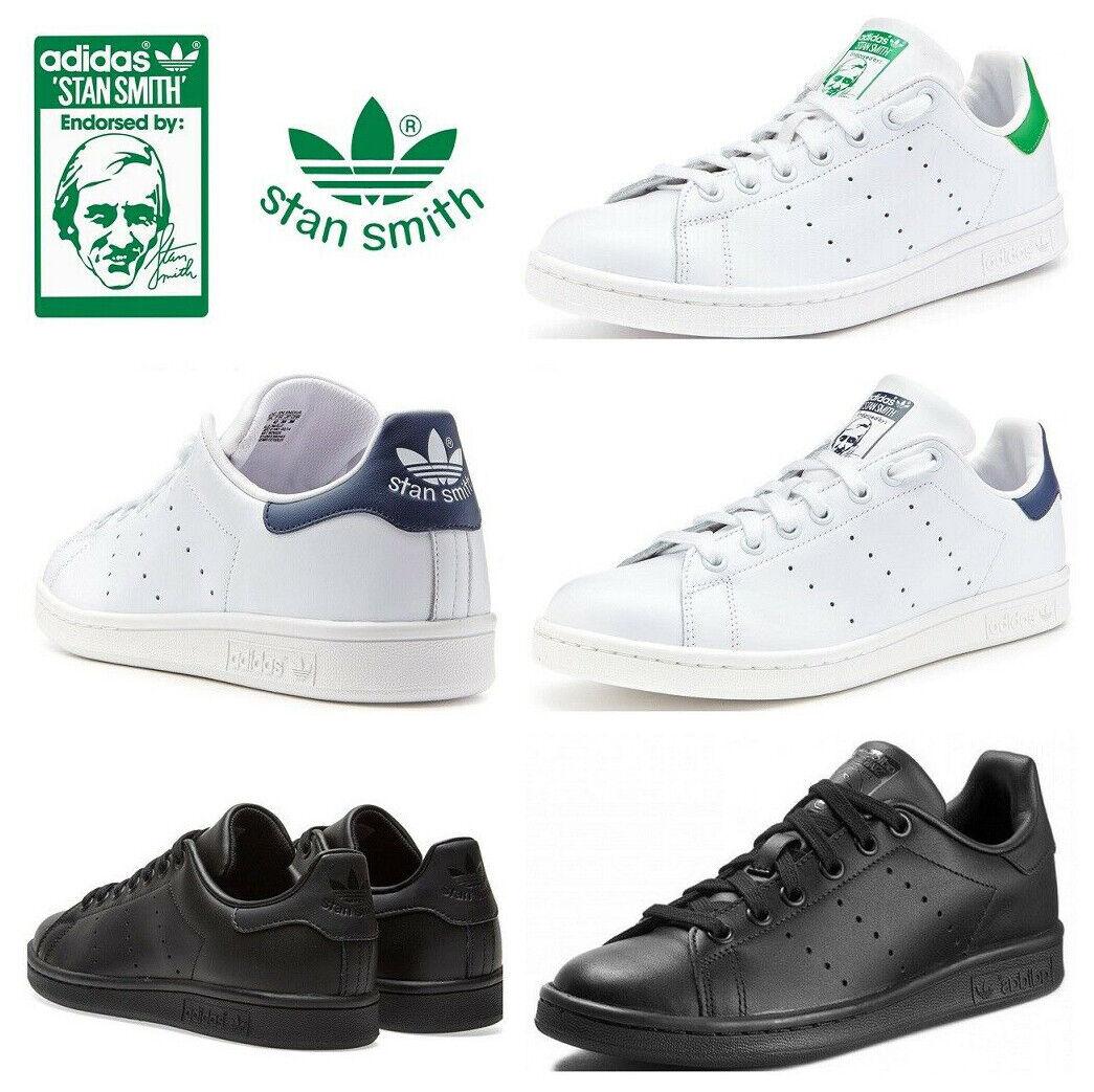 Adidas Stan Smith Unisex Turnschuhe M20324/M20325/M20327 Sneaker  + Geschenk