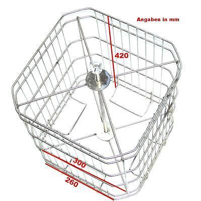 manuelle Honigschleuder HS 4 Rahmen Waben Honig Edelstahl Imkerei Schleuder
