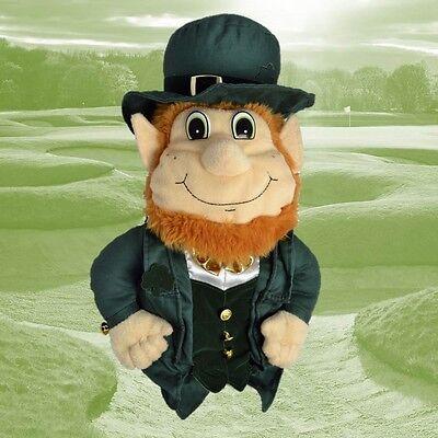 - Irish Leprechaun Large Golf Club Driver 1 Wood Headcover 460cc Head